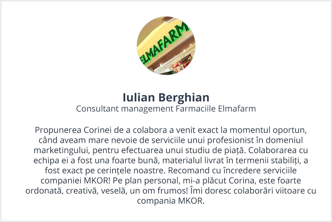iulian-berghian-testimonial