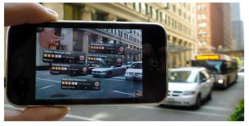 AugmentedReality-turism