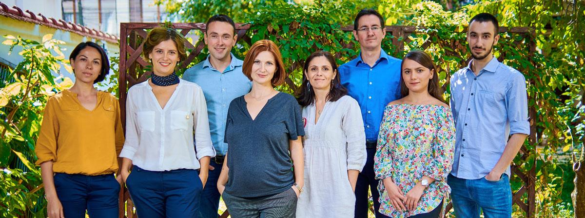 echipa de cercetare mkor