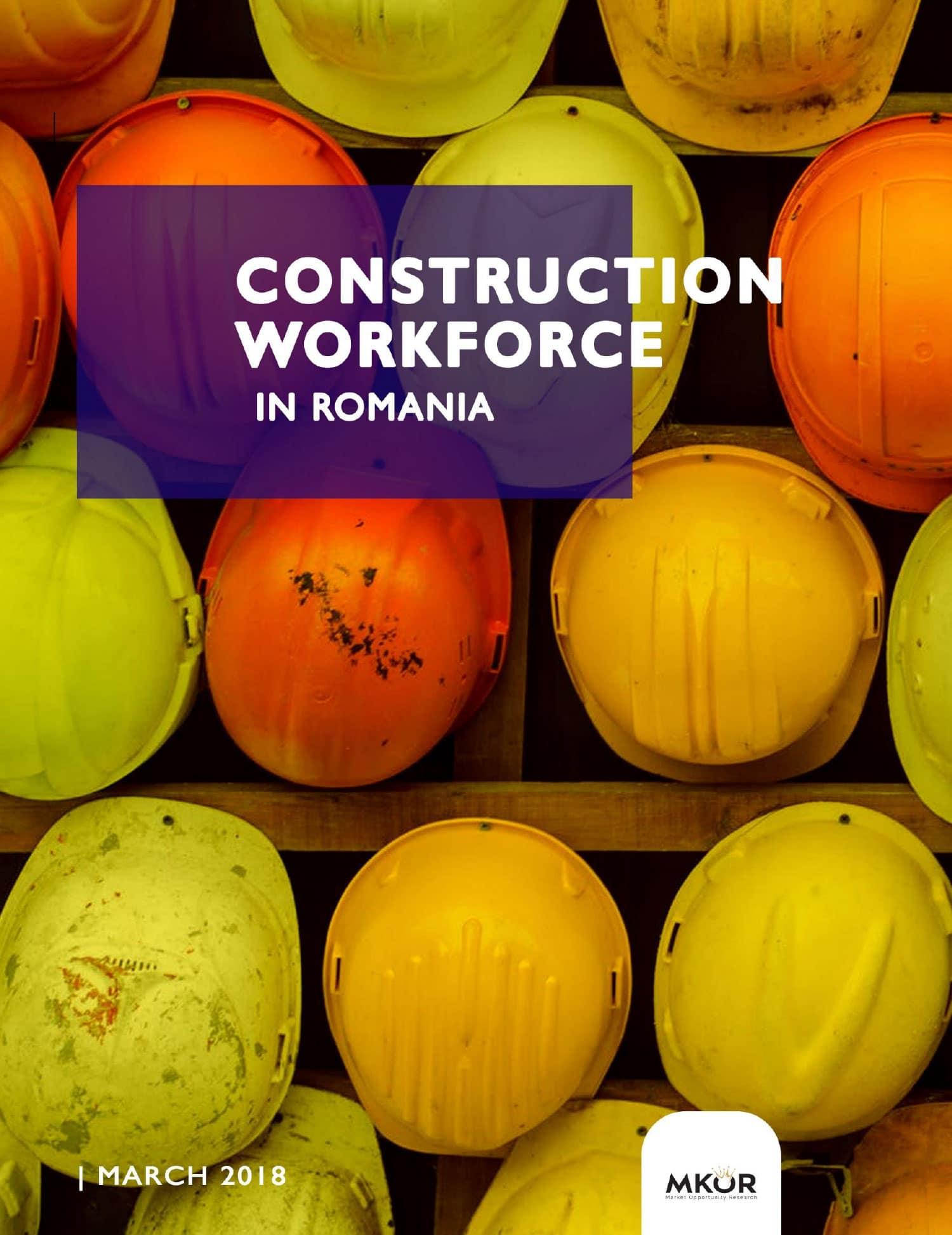 forta de munca constructii coperta