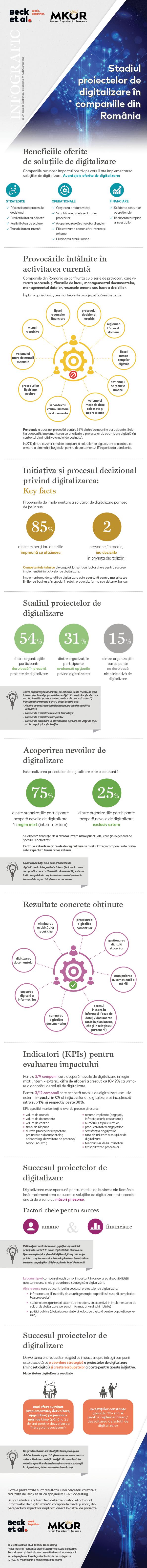 Digitalizarea în Companiile din România